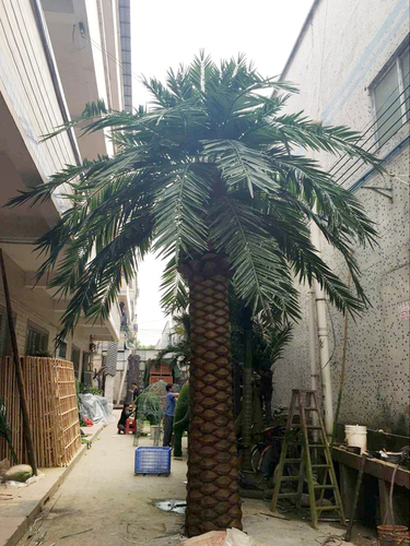 Artificial Outdoor Palm Trees Date Palm