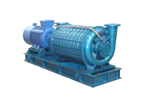 Water Seal For Centrifugal Blowers : Waste water treatment multistage centrifugal blower in