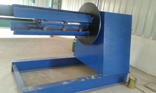 D Coiler Machine