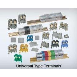 Polyamide Rail Mounted Terminal Block
