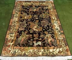 Knotted Hand Made Carpet