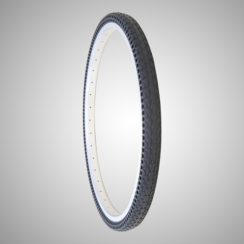 26*1.75 Inch Tubeless Hollow Tire For Bicycle