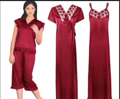 Night dress designs ladies