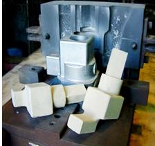 Aluminium Gravity Sand Casting