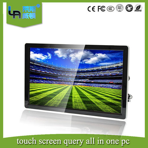 Lasvd 60 Inch Wall Mounting/Multi Computer Touch Screen Monitor