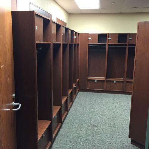 College Wooden Cabinet