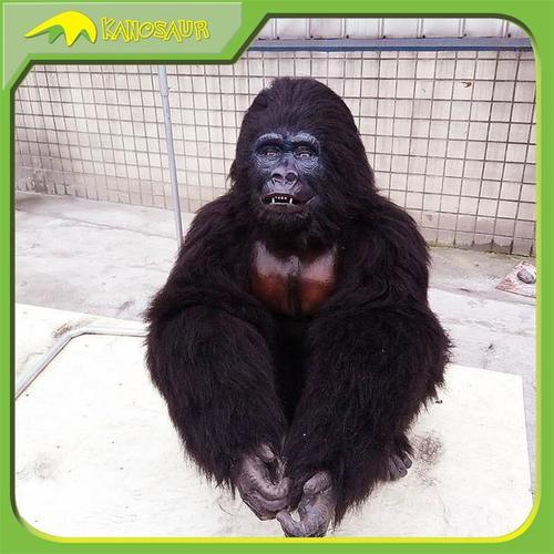 Kano0573 Amusement Park Animatronic Gorilla Costume