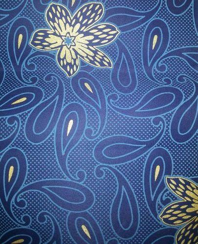 Satin Pearl Print Fabrics