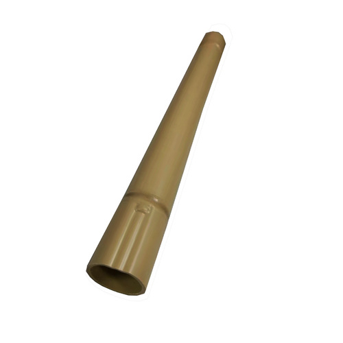 Artificial Synthetic Plastic Bamboo Poles For Landscape Fence