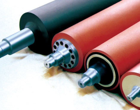 Textile Mercerize Rollers