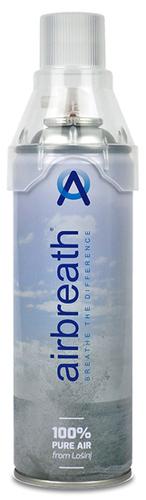 Clean Bottled Air 5l