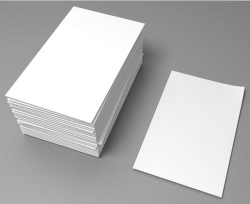 White A4 Sheets