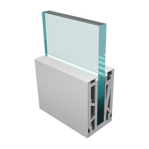 Arsenal Aluminium Glass Railing Systems