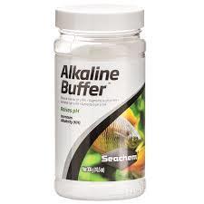 Alkaline Buffer Aquarium
