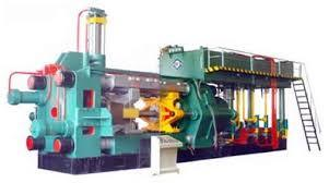 Brass Extrusion Press