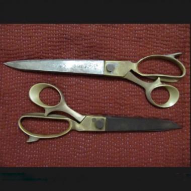 Brass Tailor Shears