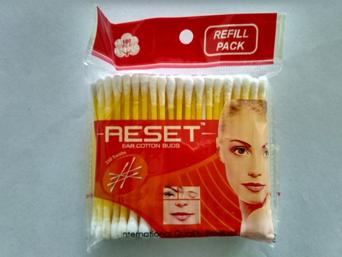 Reset Ear Cotton Buds