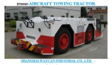 Aircraft Towing Tractor (Accept Agent)