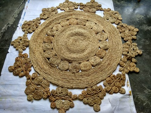 Jute Knotted Carpets