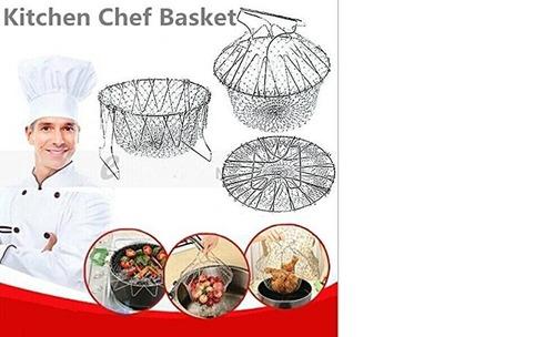 Jern Kitchen Chef Basket Strainer