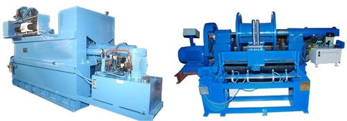 Compact Wire Coiler Machine
