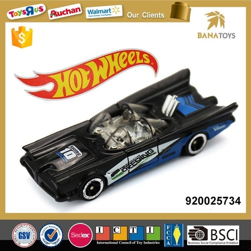 Funny Diecast Alloy Hot Wheels Toy Cars 1:64