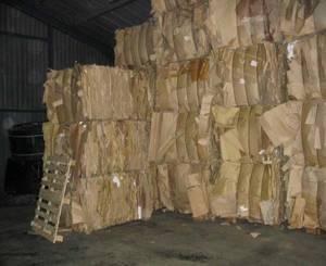 High Grade Aaa Occ Waste Paper