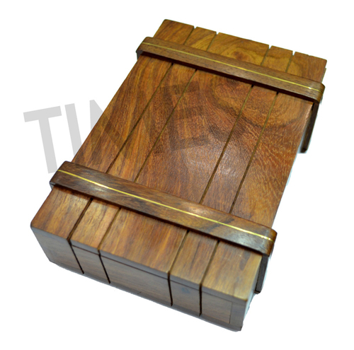 Wooden Puzzle Game