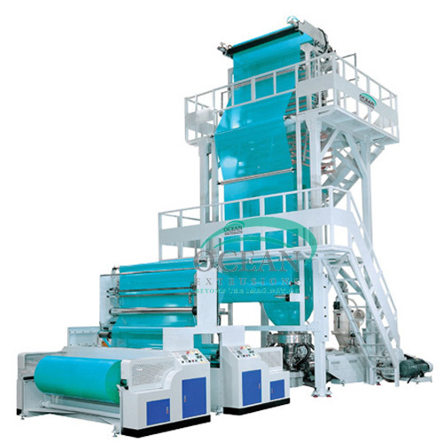 Multilayer Blown Film Extrusion Line