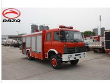 Dongfeng 153 Fire Engine Water Tank Fire Truck 4000l Capacity