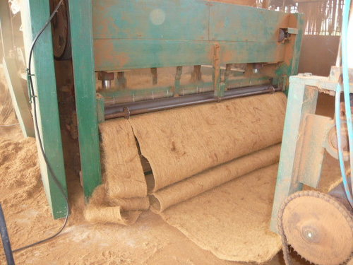 Sting Machine (Coir Sheet Machine-3)