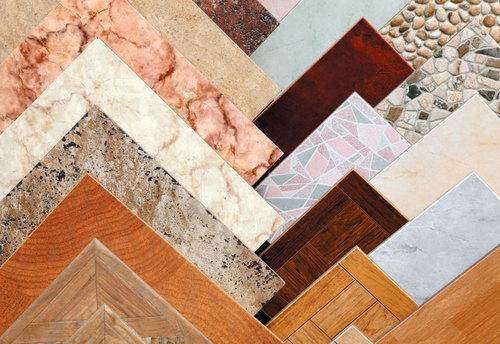 Ceramic tile stain