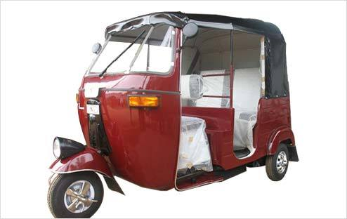 Tuk Tuk Ind Auto Rickshaw