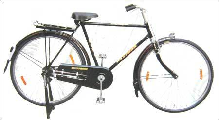 Tiger Heavy Duty Roadster Bicycle