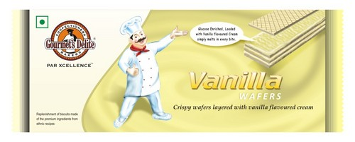 Vanilla Wafers