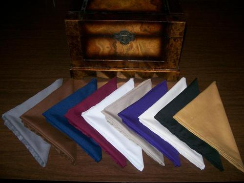 Colour Handkerchiefs