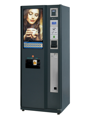 name a type of machine that requires coins