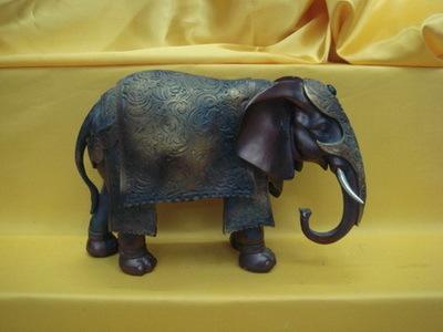 Polyresin Elephant