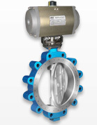 High Performance Lug Type Butterfly Valve