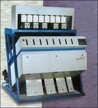 Gensis Color Sorting Machine