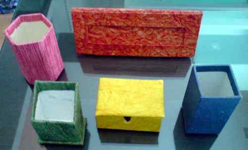 Handmade Paper Box In Pune Maharashtra India Universal