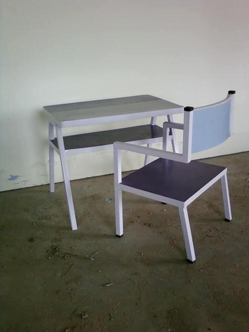 Double Colour Pre School Desk Chair In Bengaluru Karnataka India O
