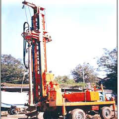 Normal Rotary Pile Machine