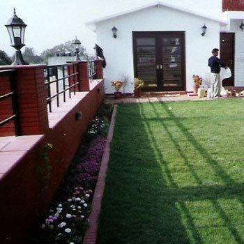 Terrace garden designing in new delhi delhi india for Terrace shed designs india
