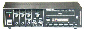 PA DVD Player Amplifier