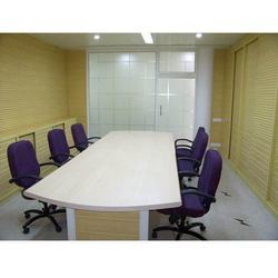 Panelling for Conference Room Office