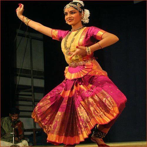 Bharatanatyam Costumes