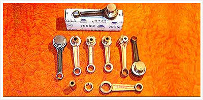Motorcycle Connecting Rods