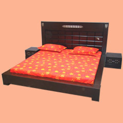 Framed Double Bed