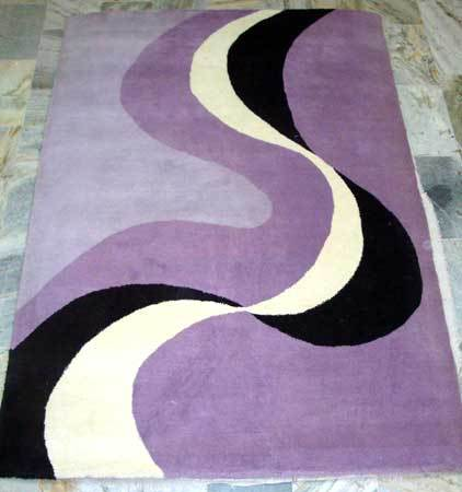 Decorative Hand Tufted Carpets